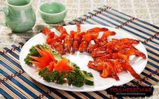 Креветки жареные с чесноком и соевым соусом — рецепт. соус к жареным креветкам