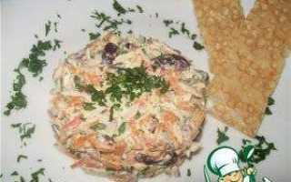 Как приготовить вкуснейшие салаты с фасолью на зиму: рецепты и секреты