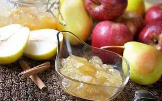 Яблочное повидло рецепт приготовления в домашних условиях