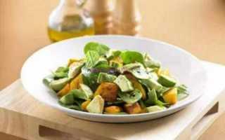 Салат из тыквы: вкусные рецепты