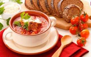 Методическая разработка урока по теме «заправочные супы. борщ московский» методическая разработка по теме