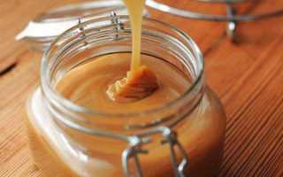 Легендарный карамельный соус «кахета»