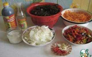 Вкуснейшая капуста по-корейски на зиму
