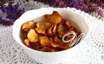 Компот из свежих яблок на зиму: 6 рецептов