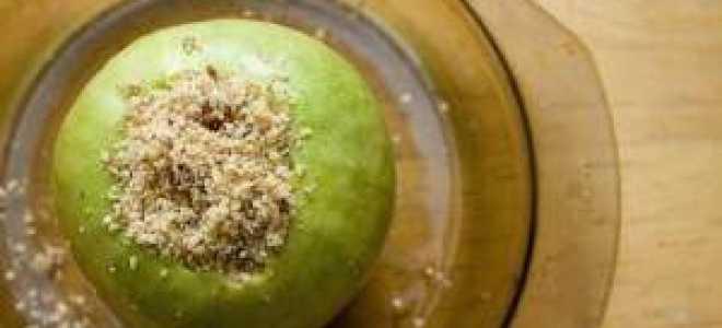 Рецепт запеченных яблок с медом: калорийность, химический состав и пищевая ценность