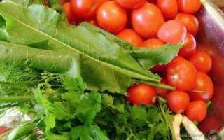 Маринованные помидоры на зиму сладкие / рецепт с фото