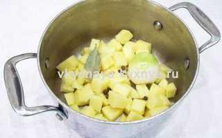 Щи с квашеной капустой и фрикадельками