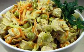 Салат «купеческий»: классический рецепт, особенности приготовления