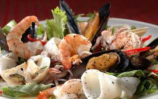 Плов из морского коктейля: рецепт и фото