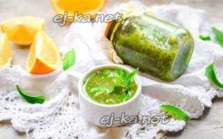Варенье из лимонов с кожурой без варки
