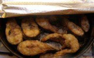 Стейки сома, запеченные в духовке: рецепт с фото пошагово