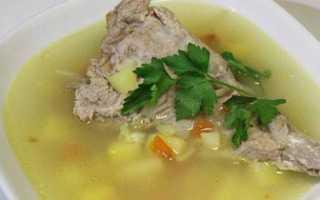 Свиной бульон: советы по приготовлению, время варки и калорийность
