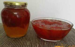 Варенье из мякоти и корок арбуза на зиму: простые рецепты с пошаговым приготовлением