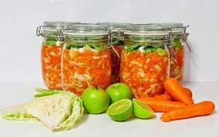 Рецепты домашней маринованной капусты на зиму
