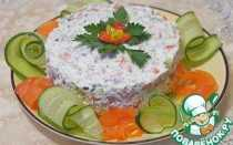 Уха из хребтов лосося, рецепт с фото
