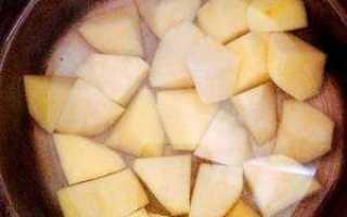 Как сделать картофельные чипсы в духовке, в домашних условиях
