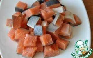 Салаты из рыбы и морепродуктов — рецепты