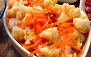Рецепты для хорошей хозяйки: как вкусно засолить цветную капусту?