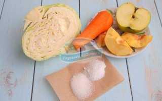 Маринованная и квашеная капуста с яблоками: подборка рецептов на зиму и не только