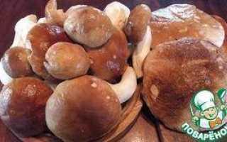 Консервирование грибов