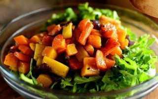 Тыква по-корейски. рецепт салата из тыквы на зиму