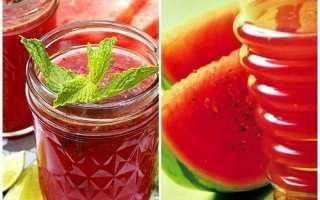 Арбузный сок: полезные свойства, правила употребления